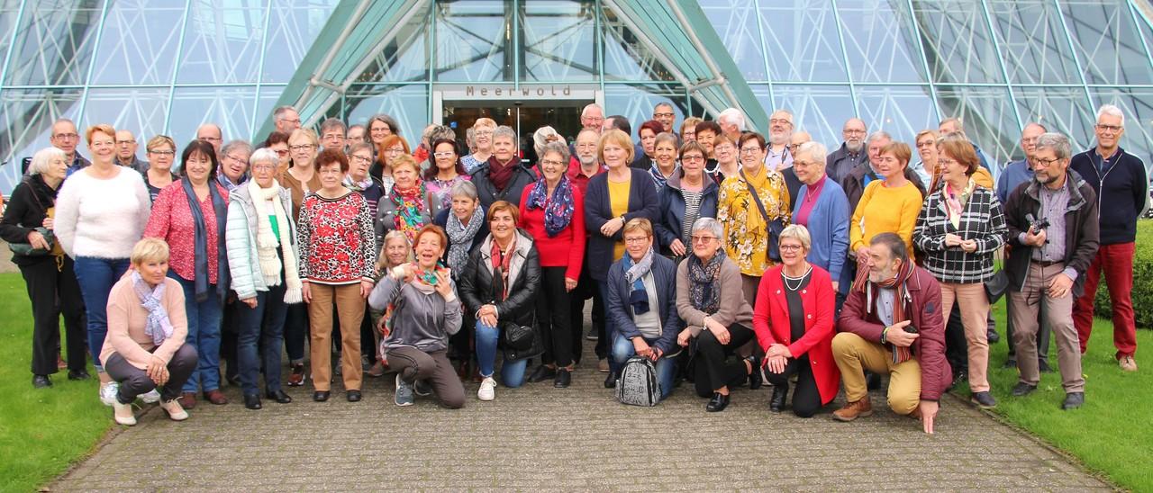 La Schola Camille Jacquemin en voyage culturel aux Pays-Bas (concert à Uithuizen)